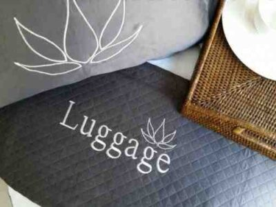 Luggage Text