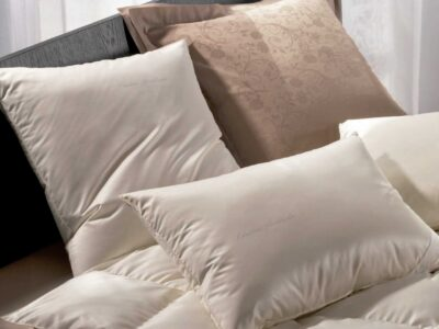 silk pillows